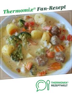 Crockpot Dessert Recipes, Soup Recipes, Best Camping Meals, Lidl, Soul Food, Cheeseburger Chowder, All In One, Food And Drink, Low Carb