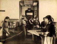 Cibali Tütün Fabrikası - Cibali Tobacco Factory (1884) #oldphotography #eskifotoğraflar #istanbul #cibali #türkiye #istanlook