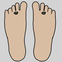 Believe it or not, feet play a huge role in your mental and physical health. Find out where these 9 parts of the foot connect to in your body. Foot Reflexology, Acupressure, Improve Yourself, Health Fitness, Pandora, Healing, Romania, Psychology, Remedies