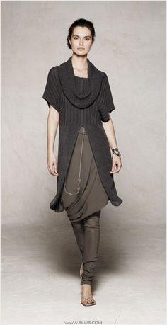 Blu's Womens Wear Sarah Pacini Spring 2012 3