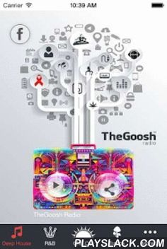 TheGoosh Radio  Android App - playslack.com ,  TheGoosh Radio - Dance, electronic music radio appDo you want to have the latest dance, electronic, chill out and psytrance music on your smartphone? Just download our totally free dance, club, electronic music radio app and enjoy in 24/7 hours carefully selected electronic music. The music is played and inspired from the latest dance music trends followed by our radio editors.Our streaming service is one of the best you will find currently on…