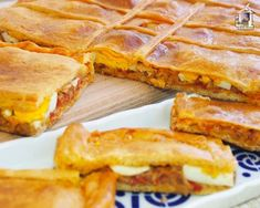 Galician Pie Dough – Famous Last Words Tapas Party, Appetizers For Party, Tacos And Burritos, Mediterranean Recipes, Food Humor, Love Food, Food To Make, Food And Drink, Cooking Recipes