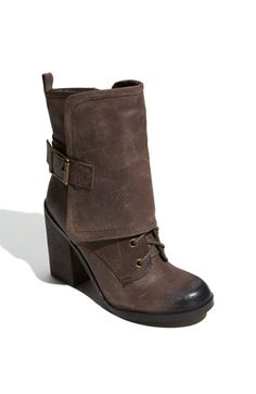 Fergie 'Major' Boot- love the look & coloring