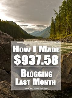 Each month I report the monthly income I made from blogging. Check out May's numbers here.