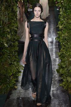 Valentino Couture Fall 2014 [Photo by Giovanni Giannoni]