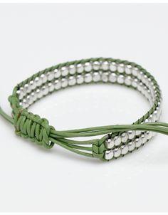 Double Bead Bracelet