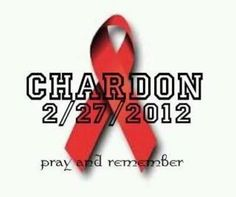 Pray and remember Chardon High School