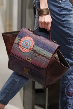 Desigual leather bag