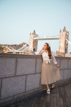 'There's no time to be bored in a world as beautiful as this. Luca And Grae, Color Combinations For Clothes, London Photos, Fashion Lookbook, Travel Photos, White Dress, Cute Outfits, Spring Summer, Fashion Outfits