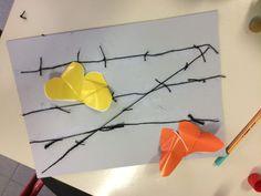 """Per la giornata della memoria quest'anno tutta la scuola è stata coinvolta in una bellissima e interessanteattività di animazione e lettura in cui abbiamo capito come gli ebrei e non solo fossero stati presi di mira, maltrattati, denigrati, umiliati, """"minati dentro"""", stipati, privati, deportati e alla fine sterminati…. Tra i vari campi di concentramento c'era … Montessori, Back To School, Origami, Coding, Classroom, Education, Desktop, Anna, Teacher"""