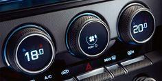 Jaguar FType controls