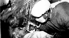 On 3rd December 1967, 53-year-old Lewis Washkansky receives the first successful heart transplant in Cape Town, South Africa. Washkansky, a grocer who suffered from chronic heart disease, received the transplant from Denise Darvall, a 25-year-old woman who was fatally injured in a car accident. Surgeon Christiaan Barnard performed the revolutionary medical operation, which was a success.