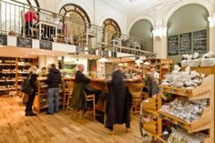 Delilah, Fine Foods, Nottingham - one of my favourite places in Nottingham!