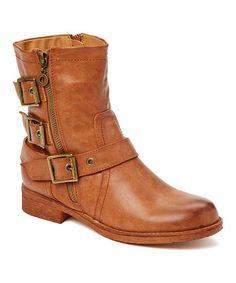 Look what I found on #zulily! Tan Veradley Boot #zulilyfinds