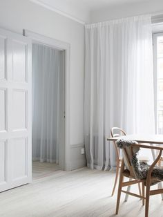Simple scandinavian dining room | ESNY