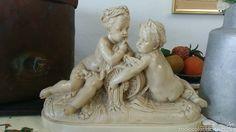 FIGURA CAMPOS ORRICO (Antigüedades - Porcelanas y Cerámicas - Otras)