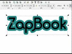 [Tutorial] Styling Text on Inkscape - z4pbook.blogspot.com