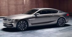 BMW 8-Series Will Allegedly By 2020, Replace The 6-Series #BMW #BMW_8_Series