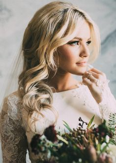 Brides: Get All the Wedding Dress Details on Witney Carson's Romantic Rivini Gown