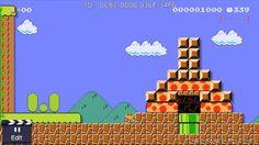 Recrean Zelda: Breath of the Wild como si fuera Super Mario