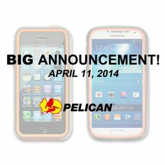 Alright, Pelican fans - Get your #smartphone ready. BIG announcement a week from today! Stay tuned here!