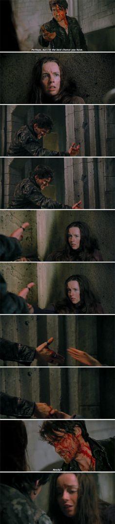 "Killian Jones and Megara - 5 * 13 ""Labor of Love"""