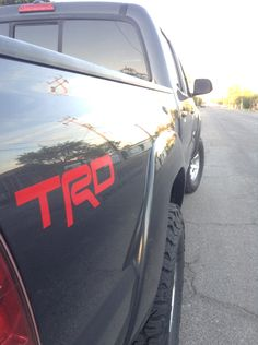 Stop by Mike Calvert Toyota in Houston, TX, to view our wide selection of new Toyota models and used cars as well as our service and finance center. Toyota Trd Pro, Toyota Trucks, Toyota Tacoma, Toyota Racing Development, Toyota Dealers, Rav4, Used Cars, Toyota Cars, Tacoma World