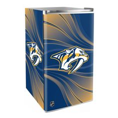 Nashville Predators 3.2 Cubic Feet Mini-Fridge