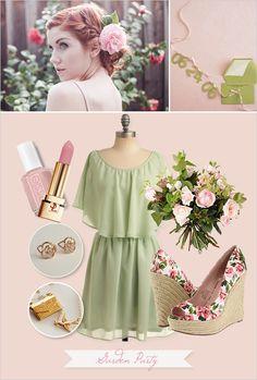 spring garden outfit ideas