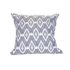 Fox Hill Trading Conchetta Cotton Throw Pillow