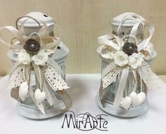 Video Flash Bomboniere Matrimonio Shabby Chic