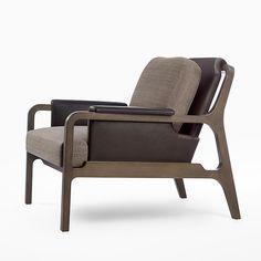 Fergus Lounge Chair - CASTE Design