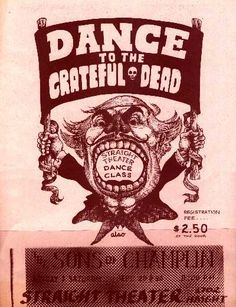 dance to the dead in Haight