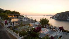 "Lounge Bar Terrazze ""Kibar""(Hotel Chiaia di Luna, Isola di Ponza)"