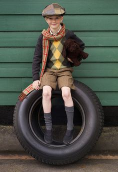 HackettKids2- Love the argyal (sp) sweater,