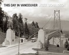 Inside Vancouver's Hidden Past – The Secret History of the Lions Gate Bridge… Visit Vancouver, Vancouver Bc Canada, Vancouver Travel, West Coast Canada, Underwater City, Lions Gate, Stanley Park, The Secret History, Most Beautiful Cities