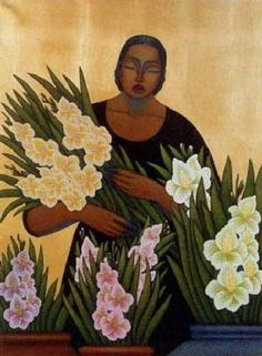 Nivia Gonzalez- El Mercado de Flores