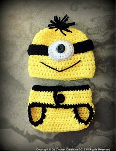 Minion Free Crochet Pattern The Best Collection