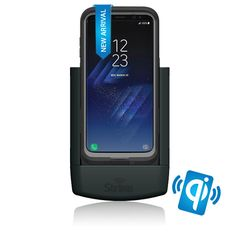 Strike Alpha Samsung Galaxy S8 Plus Wireless Charging Car Cradle for LifeProof case