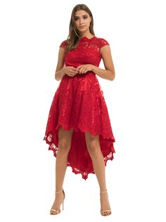 Chi Chi Astrid Dress - chichiclothing.com