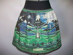 The Lord of the Rings The Hobbit Skirt by ComplementsByJo on Etsy, $50.00