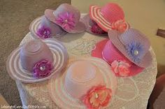 TEA PARTY BIRTHDAY - put dress up items on their own little table (or maybe even a trunk) Hats, pearls, gloves, feather boas! Girls Tea Party, Princess Tea Party, Tea Party Birthday, 4th Birthday Parties, Birthday Ideas, Tea Parties, 2nd Birthday, Girl Parties, Tea Party Games