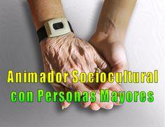 #Curso #Animacion de #personas #mayores