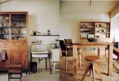 Industrial Vintage, Industrial Furniture   Second Shout Out    http://www.secondshoutout.com/blog/truck-vintage-or-new