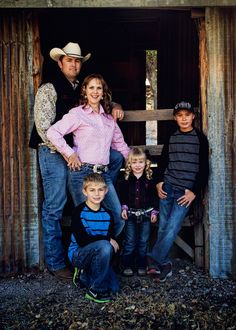 Western Family Portraits