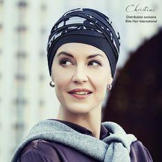 Le Bonnet Hindi Jaipur de Christine Headwear® apportera du volume à votre  coiffure grâce à ses lignes plissées au chic intemporel. Ce Bonnet Chimio  fait ... c5a342cda28