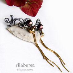 ALABAMA - Single ear cuff - gold