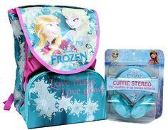 Zaino Sdoppiabile Magia dei Sogni Love Glows Frozen by Seven