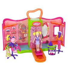 I'm pretty sure I had just about every single polly pocket there was and car and jet and house..