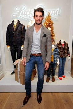 Men In Style: David Gandy